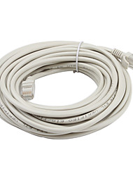 Cable de Red Ethernet RJ45 CAT 5 (10M)