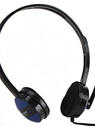de basse puissant stéréo pc casque avec micro et contrôle du volume