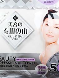 50 Pcs/Box Beauty Special Towel