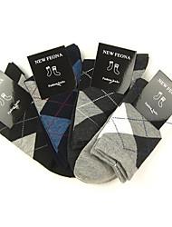 meias refinados homens acolhedores da