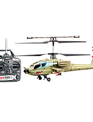 Syma S023G 3 Channel Simulation Military Helicopter with Infared Remote Control