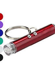 Lights Key Chain Flashlights / Lasers Aluminum alloy