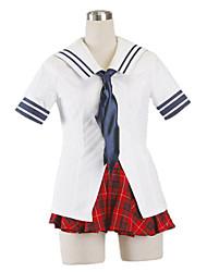 Batalha Vixens Sailor Cosplay Uniforme