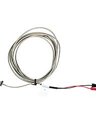 3 mètres thermocouple de type K (sonde de température)