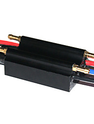 Flycolor 4S 50A (black shell) ESC for RC Boat with Brushless Sensorless motor  (Random Colors)