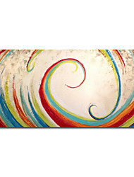 """Hand-painted Abstract Oil Painting with Stretched Frame 20"""" x 24"""""""