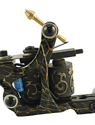 Coil Tattoo Machine Professiona Tattoo Machines Alloy Liner and Shader Casting