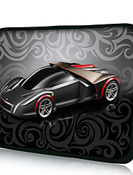 "Concept Car Neoprene Laptop Sleeve Case for 10-15"" iPad MacBook Dell HP Acer Samsung"