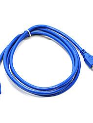 norme usb 3.0 h à bm câble (1,5 m)