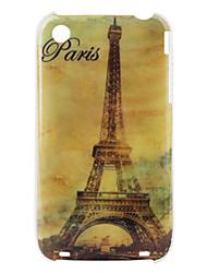 Жесткий чехол с Эйфелевой башней для iPhone 3G и 3GS