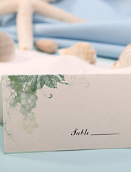 Place Cards and Holders Place Card - Grape (Set of 12)