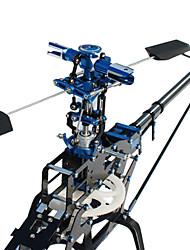 Geheimnis 450 v2 Kardanantrieb Hubschrauber Kit ohne Elektronik (Klinge, Baldachin zufällige Farbe)