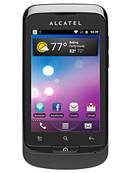 ALCATEL OT919 - 3G Android 2.3 Smartphone with 3.2 Inch Capacitive Touchscreen (Dual SIM, GPS, WiFi)