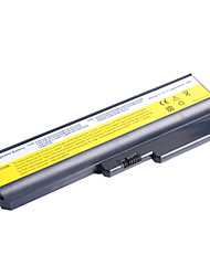 bateria do portátil para Lenovo G450 (11.1v, 5200mAh, preto)