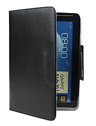 Защитный чехол-подставка из кожзама для Samsung Galaxy Note 10.1 N8000