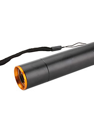 LS104 1-Mode Cree LED Flashlight with Glass Lens (180LM, 3xAAA)