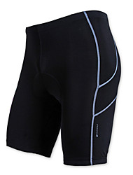 NUCKILY® Cycling Padded Shorts Men's Breathable / Quick Dry / Wearable Bike Shorts / Bottoms Polyester Spring / Summer Racing