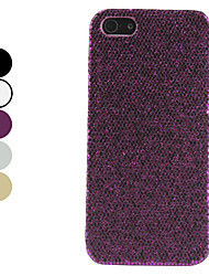 Flash Powder Design Hard Case for iPhone 5/5S (Assorted Colors)