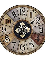 Mediterranean Wall Clock