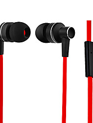Kanen Lifelike Sound Comfort In-ear Earphone w/ Mic for iPhone 6 iPhone 6 Plus