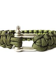 Stahl-Taste lebensrettende Armband