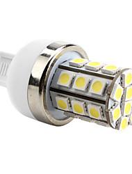 6W G9 LED Mais-Birnen T 30 SMD 5050 lm Natürliches Weiß AC 220-240 V