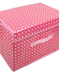 Sweet Nonwoven Fabric Storage Box (More Colors)