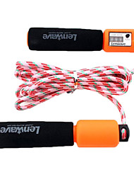 Jumping Rope with Electronic Counter