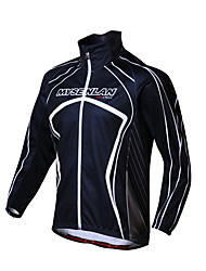 MYSENLAN Men's Fall and Winter Style Windproof Cycling Jacket