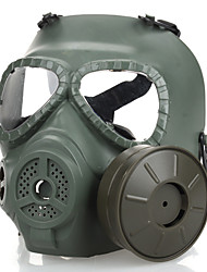 Outdoor War Games Protetive Gas Mask with Elastic Strap
