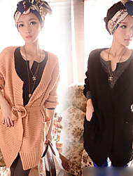 Thick Loose Knit Sweater
