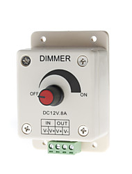 96W Manuelle LED Strip Dimmer, Weiß (DC 12V)