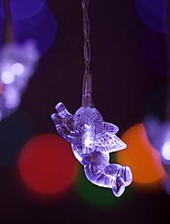 1M White Angel LED String Light with 40 LEDs