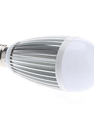 E27 9W 700-6000-6500K 750lm naturel Ampoule LED White Ball (85-265V)