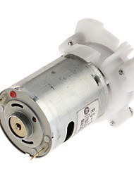 DIY Micro Liquid Gear Pump (DC 5V)
