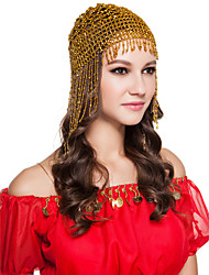 Polystyrene With Beading Belly Dance Headdress Cap More Colors Available