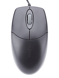 Rapoo 1020 Wired USB 2.0 Optical Mouse