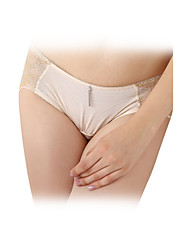 Charming Chinlon with Crystal Waistline Brief