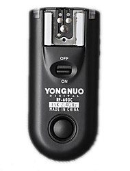 Yongnuo RF-603 2.4GHz Radio Wireless Remote Flash Trigger C3 for CANON