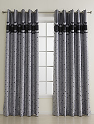 Curtain Rococo , Novelty Bedroom Polyester Material Curtains Drapes Home Decoration For Window