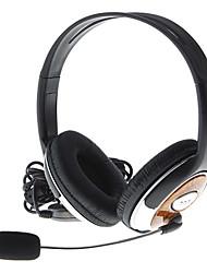 FUNZIONAMENTO TAO WD-1100USB Cuffie per PC con microfono