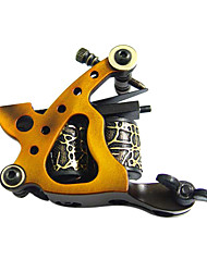 Tattoo Machine Gun aluminio con 4 colores a elegir