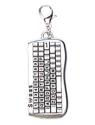 Sweet Keyboard Style Collar Charm for Dogs Cats