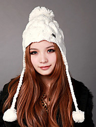 Deniso-1192 Fashion Knit Winter Ear Flap Hat(Multi-Color Available)