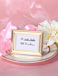 Frame Style Zinc Alloy Placecard Holders Piece/Set Place Card Holders