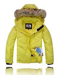 Mujer Chaquetas de Plumón Esquí / Camping y senderismo / Escalada / Patinaje / Deportes de NieveImpermeable / Transpirable / Resistente