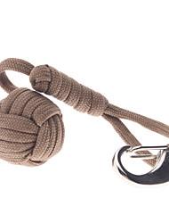 Pequeña bola de acero Paraguas Rope