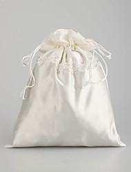 Satin with Lace Wedding Bridal Purse(More Colors)