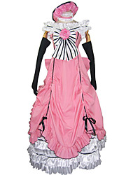 Female VER. Ciel Phantomhive Cosplay Costume