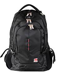 Hommes Swissgear shirt 1680D Oxford et PU Shoulder Bag 32L / 14 Forfait portable cm